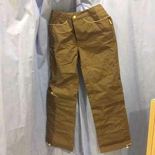 Gore-tex長褲/短褲