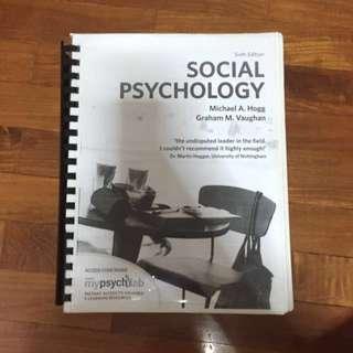 SIM-UOL ESAP Social Psychology Textbook