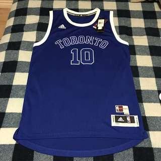 Toronto Raptors Adidas Swingman Jersey w/Tags