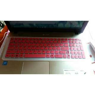 Its Free Shipping😄 15'6 Laptop Silicon Keyboard Cover ( PINK )