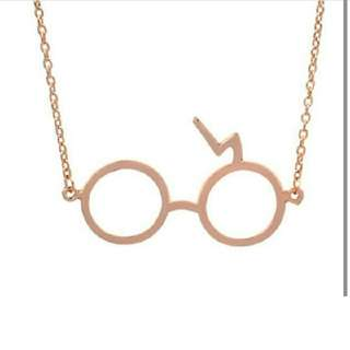 Harry Potter kalung glasses