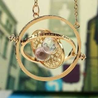 Harry Potter - hermione kalung time turner