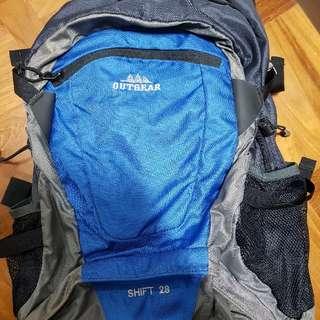outgear 28l backpack