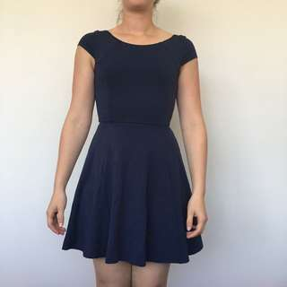 Forever New Blue Dress - Sz 6