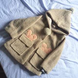 Little Girl Winter Jacket / Coat