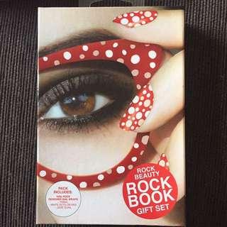 Rock Beauty Nails Nail Wrap Gift Set