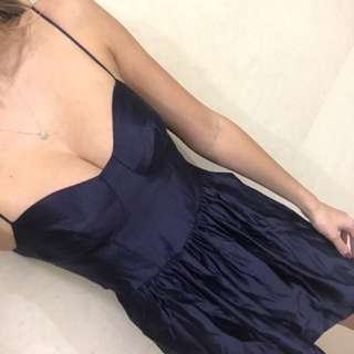 RUBY dress size 8 (navy)