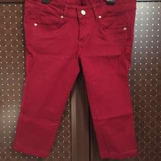 Celana jeans hermes selutut no branded