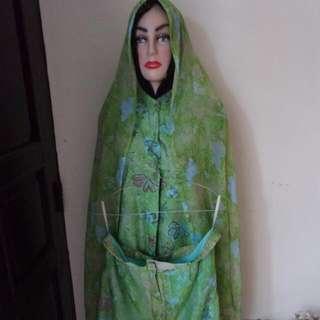 Setelan Set Muslimah Baju Celana Selendang