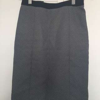Marcs Suit Skirt - Size 4/6