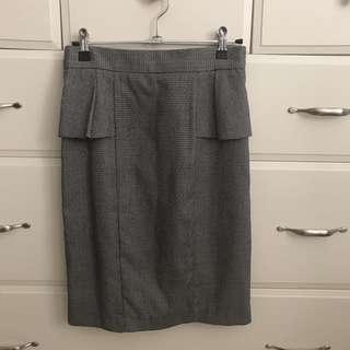 Forecast work skirt