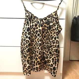 Supre Leopard Print Cami