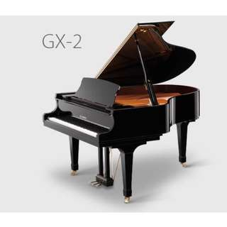 For Rent: Piano Studio with Grand/Upright Piano