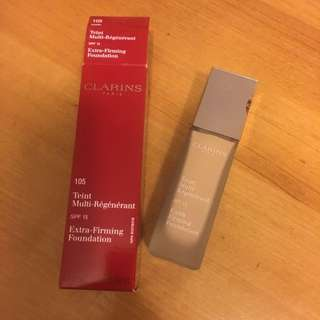 Clarins Extra Firming Foundation