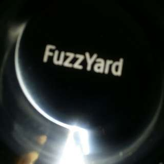 fuzzYard dog bowl
