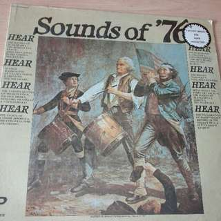 Sounds Of '76 Sealed LP