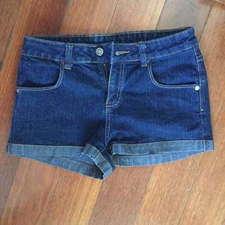 Girls Denim Shorts (Pre-Loved)