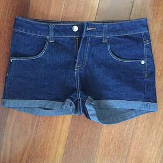 Girls Denim Shorts (New)