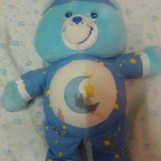 lulaby teddy bear