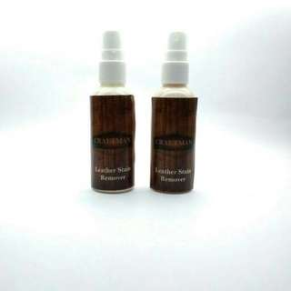Leather Stain Remover Penghilang Noda