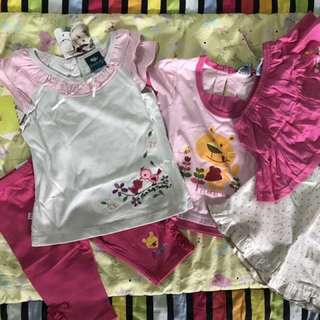 *NEW*5 FOR RM25* size 6-12m