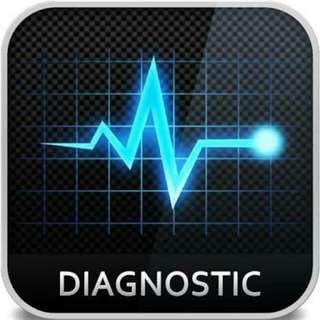 Auto Diagnostics and Key Programming