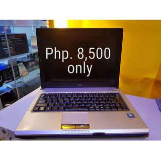 Nec netbook core i7 2nd generation super sale laptop good quality