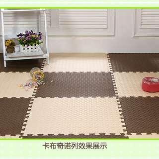 baby eva foam crawling mat carpet