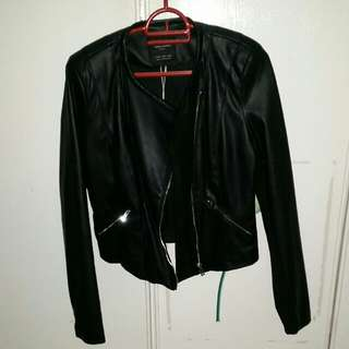 Zara Biker Jacket *Brand New*