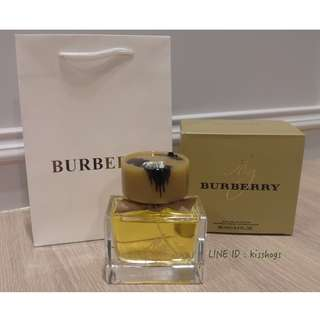 BURBERRY MY BURBERRY TESTER