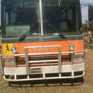 School bus 1985