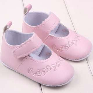 Light Pink Girl Shoes