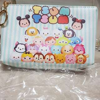 Tsum Tsum purse/ wristbag