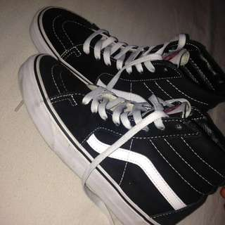 Old Skool Vans Need Gone ASAP!