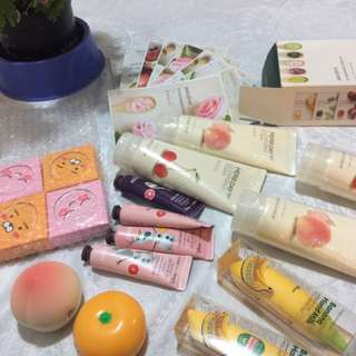 Authentic Korean Beauty products