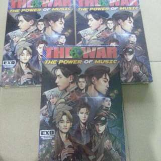 [Ready Stock] Exo The Power Of Music