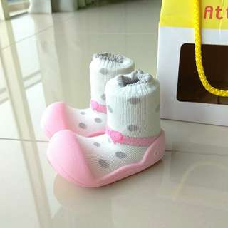 BRAND NEW ATTIPAS BABY GIRL WALKING SHOE