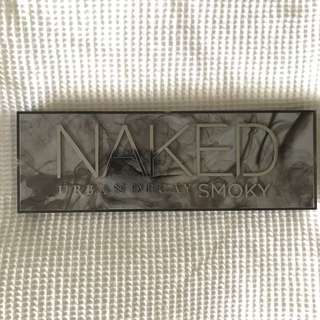 Urban Decay Smokey Eye Palette