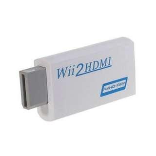 Wii to HDMI 高清轉換器