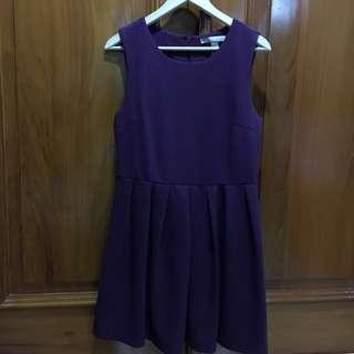 Forever21 Dress in Purple Violet
