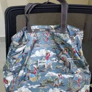Authentic Lesportsac Tote Bag