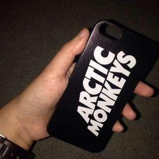 HARDCASE IPHONE 5 ARCTIC MONKEYS #prelovedkusayang