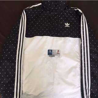 Adidas X PHARRELL WILLIAMS HU WOVEN HOODIE/Human Race Collection Size S