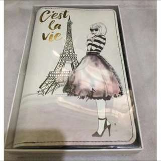 Cest La Vie Zippered Planner By Recollections