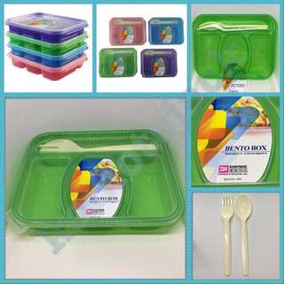 Bento Box Food Keeper Lunch Box by Sunnyware