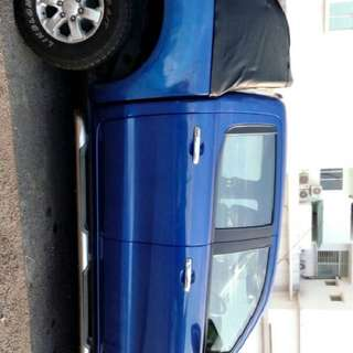 ford ranger 2.2 auto 4wd pickup truck