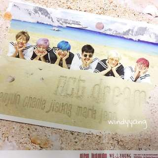 NCT Dream We Young Official Poster