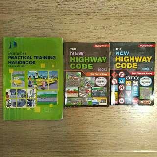 Driving handbooks