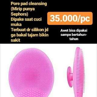 Sikat Muka / Facial Pad Pore Cleanser
