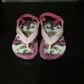 Pink Ipanema Slippers